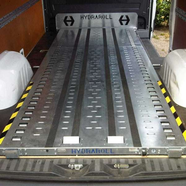 Rollersysteem 2-baans Iveco Daily L1 1999-2014